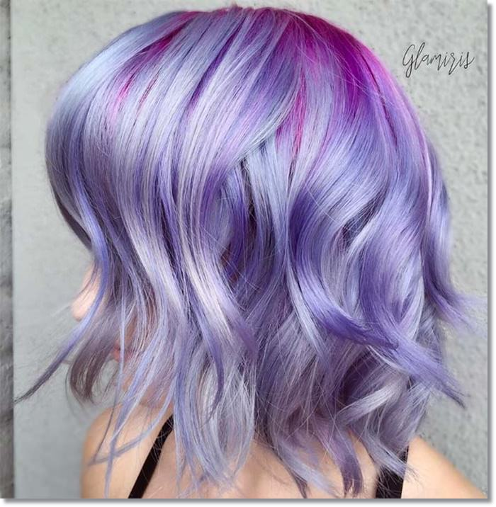 1582543966 460 80 Lavender Hair Your Inner Goddess Will Absolutely Love