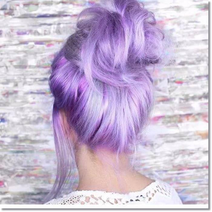 1582543966 88 80 Lavender Hair Your Inner Goddess Will Absolutely Love