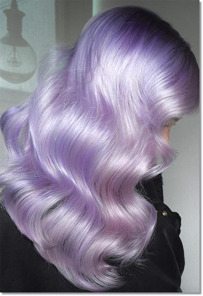 1582543967 48 80 Lavender Hair Your Inner Goddess Will Absolutely Love