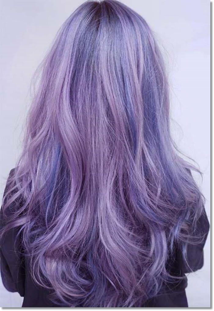 1582543967 647 80 Lavender Hair Your Inner Goddess Will Absolutely Love
