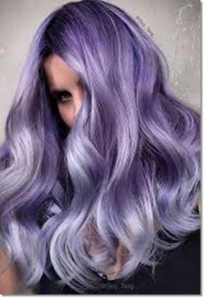 1582543967 656 80 Lavender Hair Your Inner Goddess Will Absolutely Love