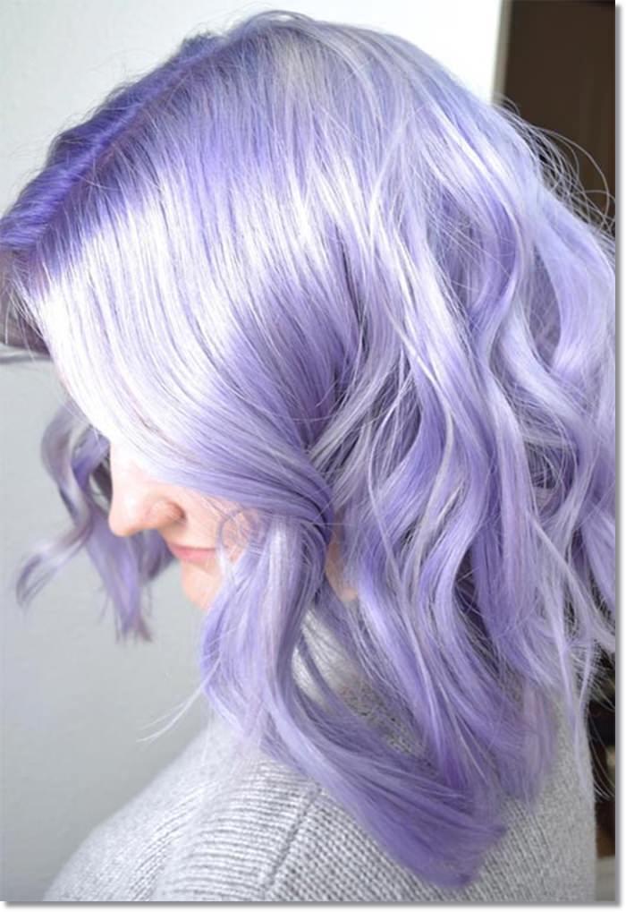 1582543967 898 80 Lavender Hair Your Inner Goddess Will Absolutely Love
