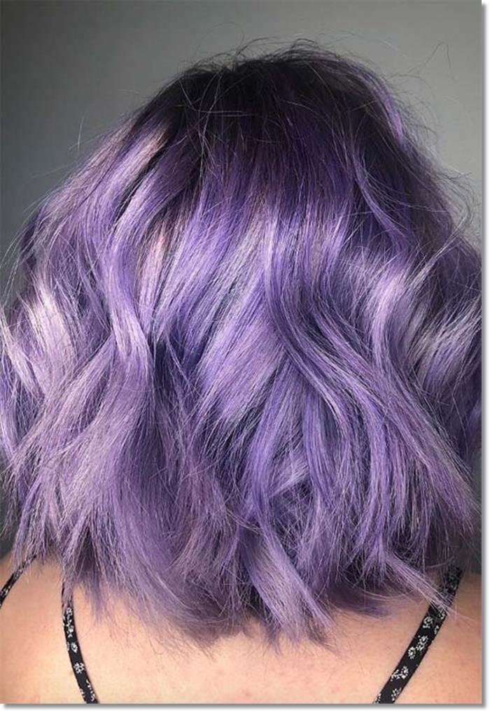 1582543967 967 80 Lavender Hair Your Inner Goddess Will Absolutely Love