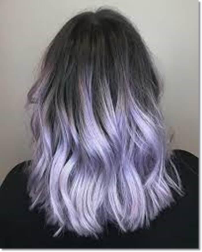 1582543968 482 80 Lavender Hair Your Inner Goddess Will Absolutely Love