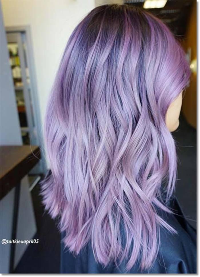 1582543968 793 80 Lavender Hair Your Inner Goddess Will Absolutely Love