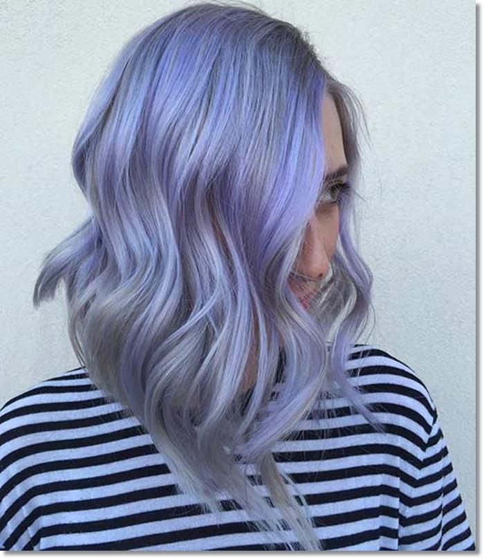 1582543969 277 80 Lavender Hair Your Inner Goddess Will Absolutely Love