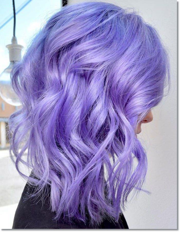 1582543969 422 80 Lavender Hair Your Inner Goddess Will Absolutely Love