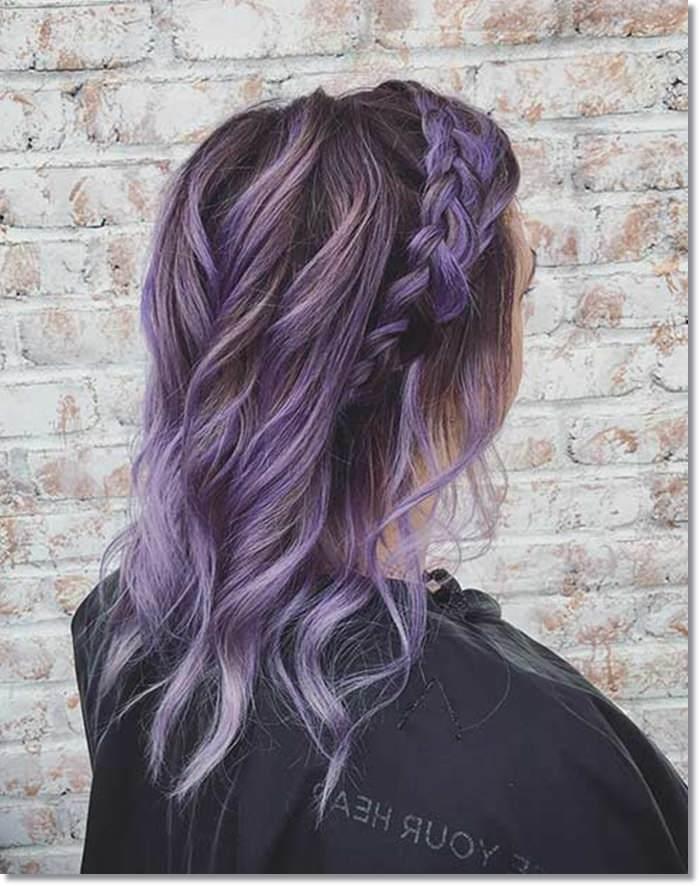 1582543969 811 80 Lavender Hair Your Inner Goddess Will Absolutely Love