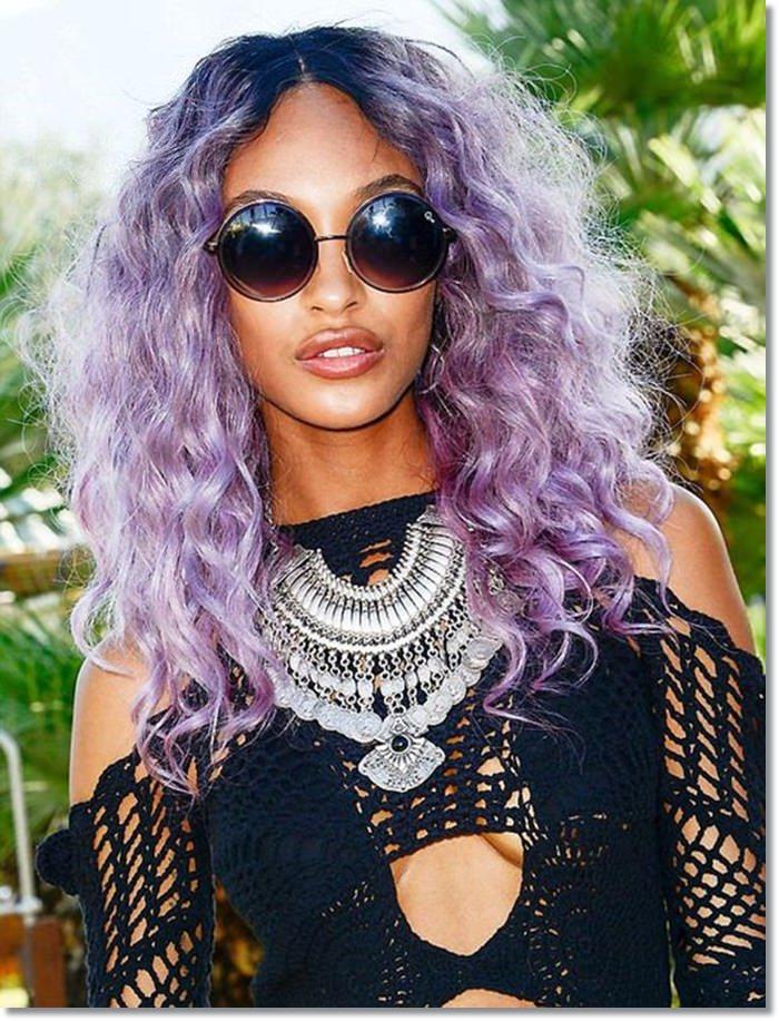 1582543971 561 80 Lavender Hair Your Inner Goddess Will Absolutely Love