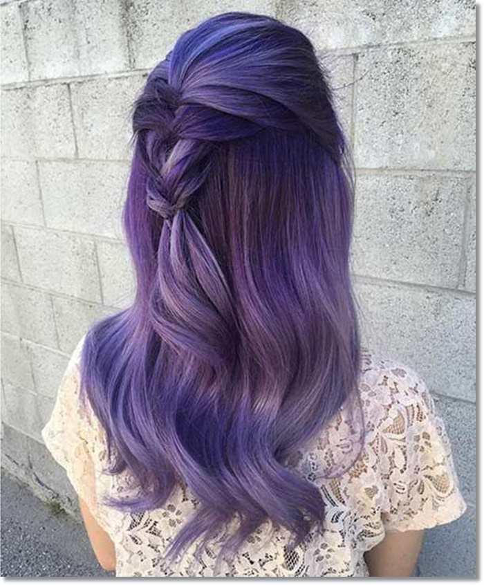 1582543971 59 80 Lavender Hair Your Inner Goddess Will Absolutely Love
