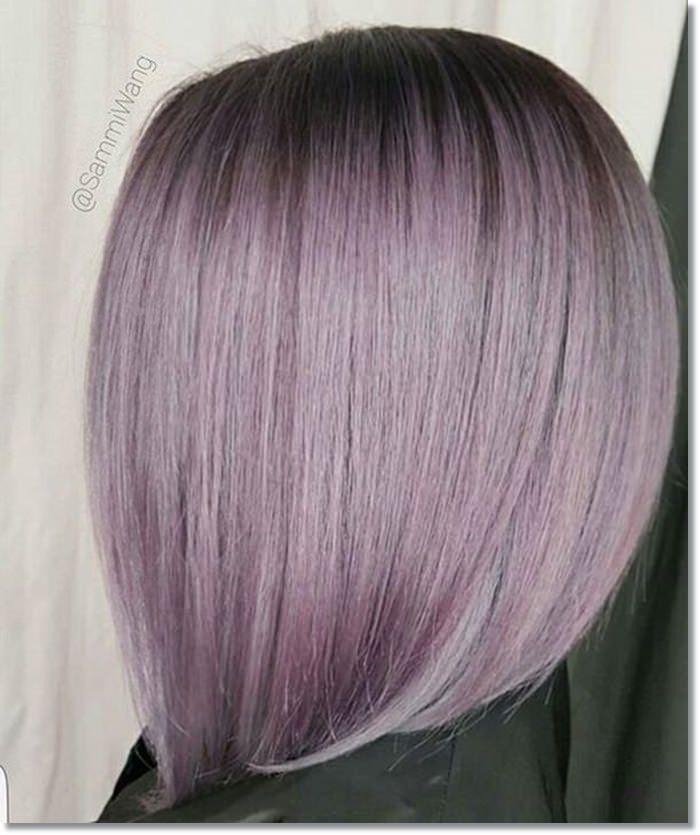 1582543972 316 80 Lavender Hair Your Inner Goddess Will Absolutely Love