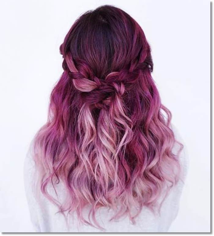1582543972 569 80 Lavender Hair Your Inner Goddess Will Absolutely Love