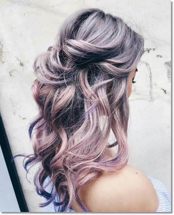 1582543973 12 80 Lavender Hair Your Inner Goddess Will Absolutely Love