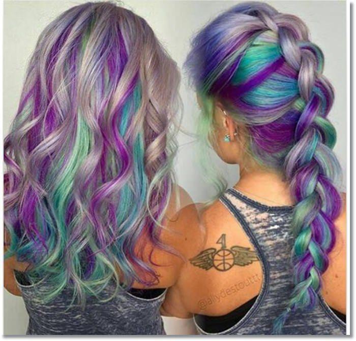 1582543973 32 80 Lavender Hair Your Inner Goddess Will Absolutely Love