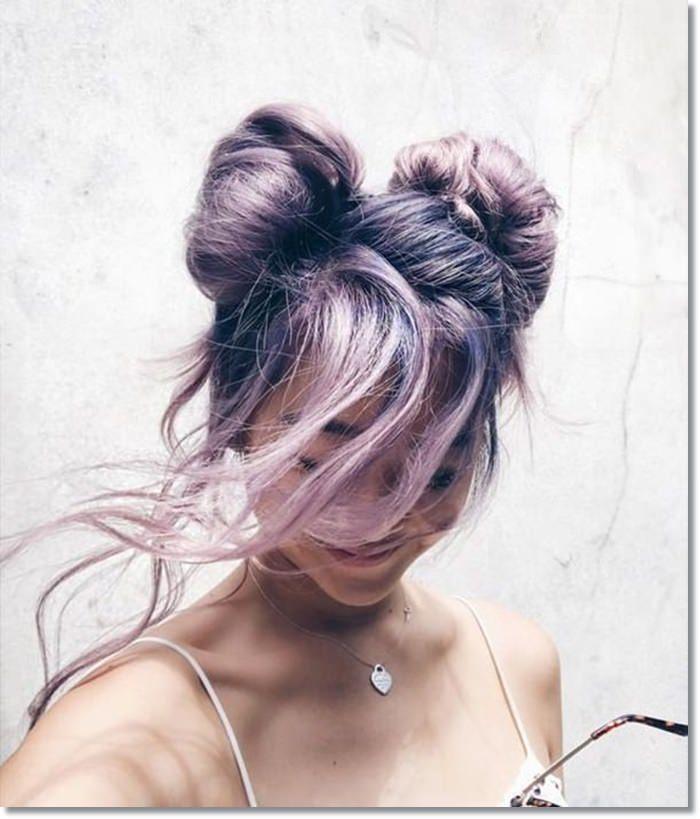 1582543973 33 80 Lavender Hair Your Inner Goddess Will Absolutely Love