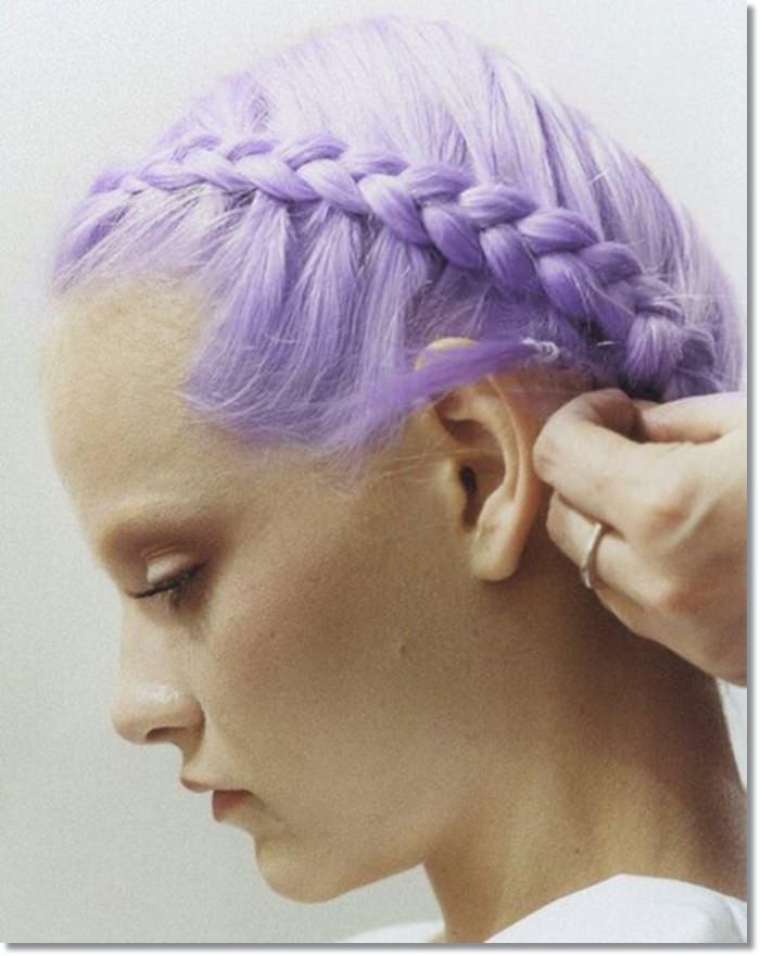 1582543973 613 80 Lavender Hair Your Inner Goddess Will Absolutely Love
