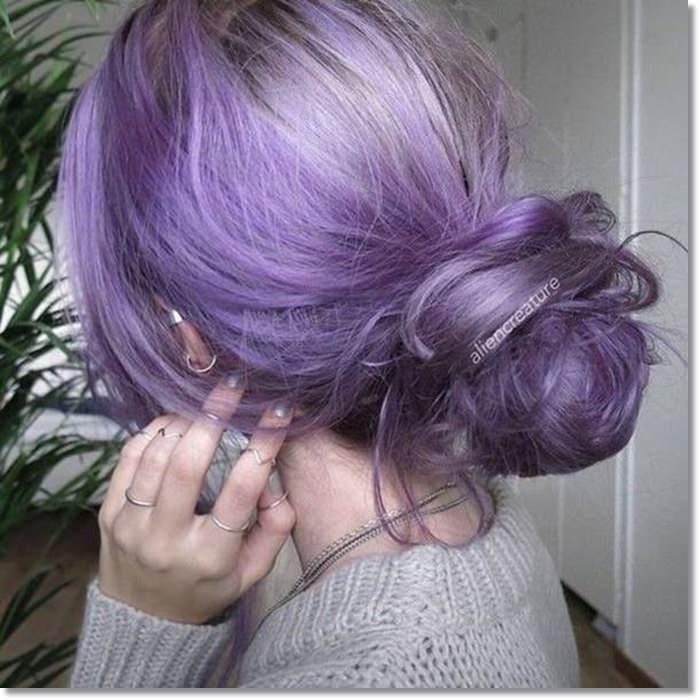 1582543974 197 80 Lavender Hair Your Inner Goddess Will Absolutely Love