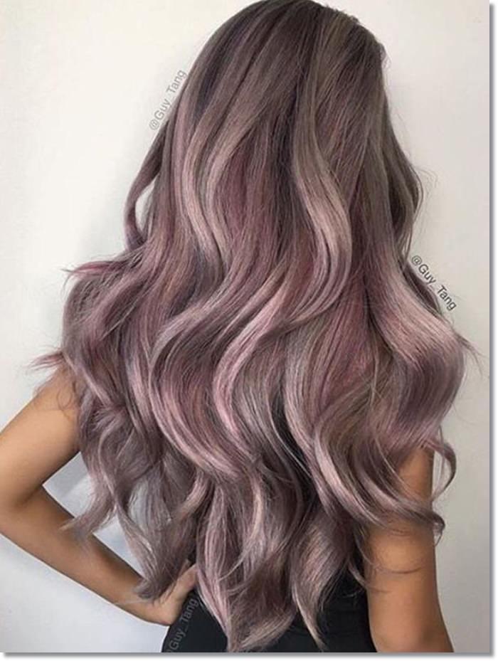 1582543974 790 80 Lavender Hair Your Inner Goddess Will Absolutely Love