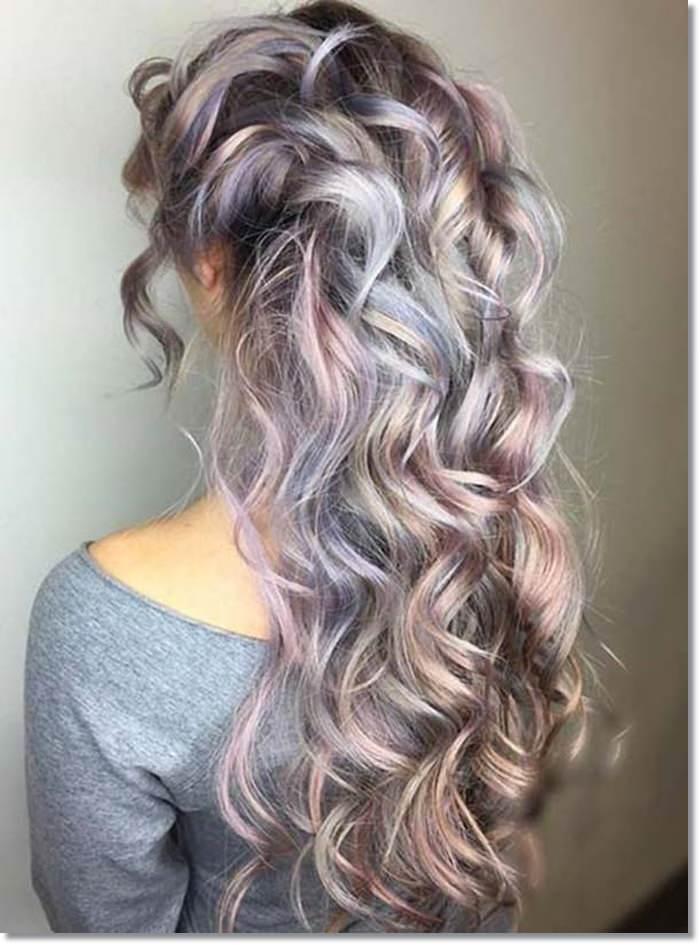 1582543975 214 80 Lavender Hair Your Inner Goddess Will Absolutely Love