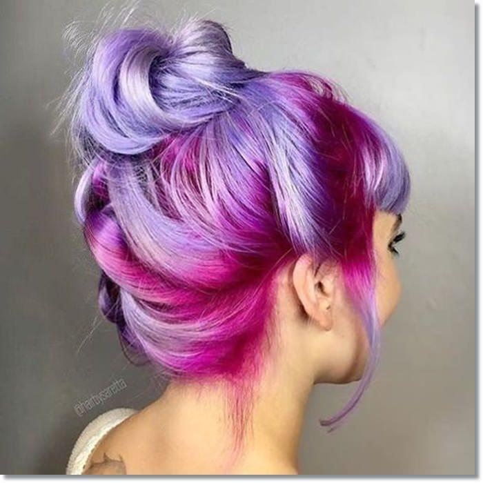 1582543975 245 80 Lavender Hair Your Inner Goddess Will Absolutely Love