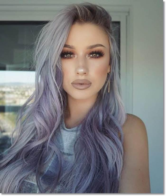 1582543975 888 80 Lavender Hair Your Inner Goddess Will Absolutely Love