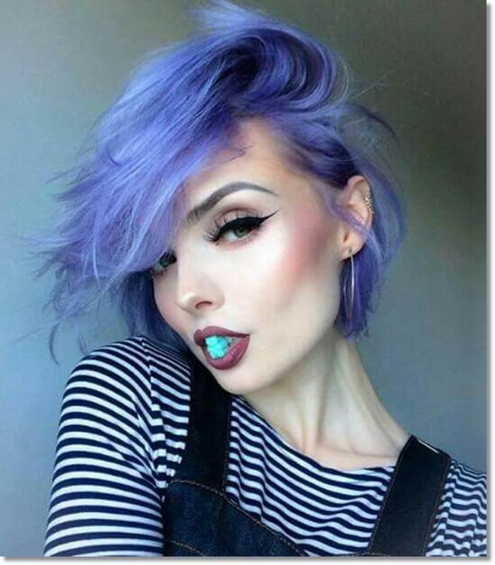 1582543975 932 80 Lavender Hair Your Inner Goddess Will Absolutely Love