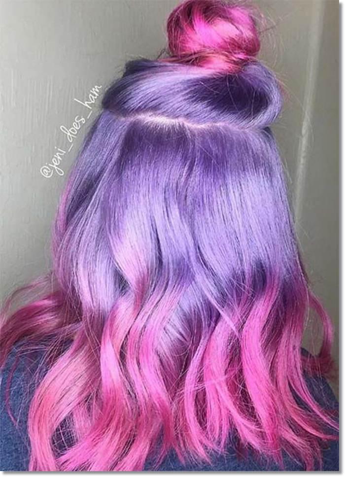 1582543976 203 80 Lavender Hair Your Inner Goddess Will Absolutely Love