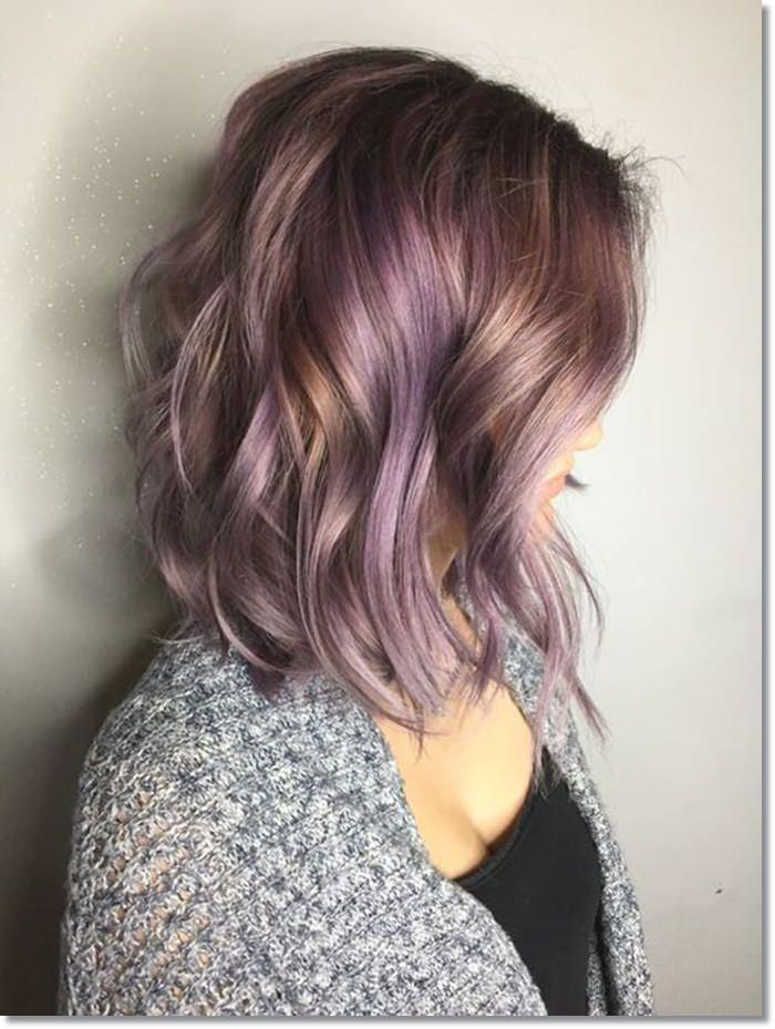 1582543976 21 80 Lavender Hair Your Inner Goddess Will Absolutely Love
