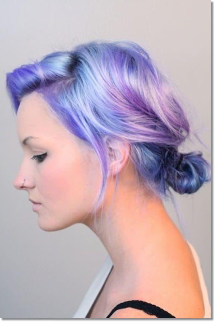 1582543976 516 80 Lavender Hair Your Inner Goddess Will Absolutely Love