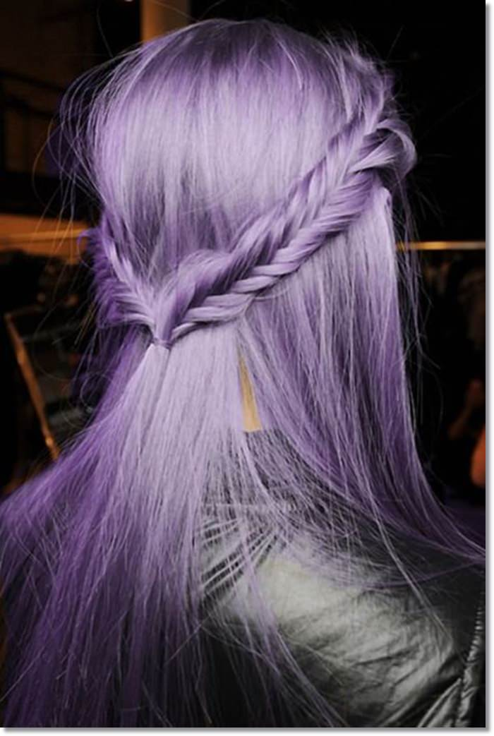 1582543976 565 80 Lavender Hair Your Inner Goddess Will Absolutely Love