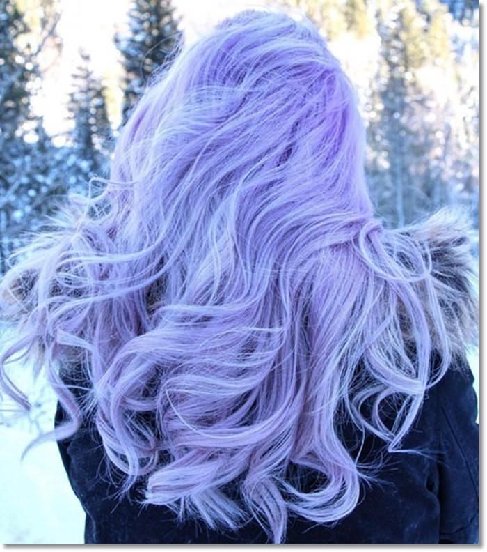 1582543978 506 80 Lavender Hair Your Inner Goddess Will Absolutely Love