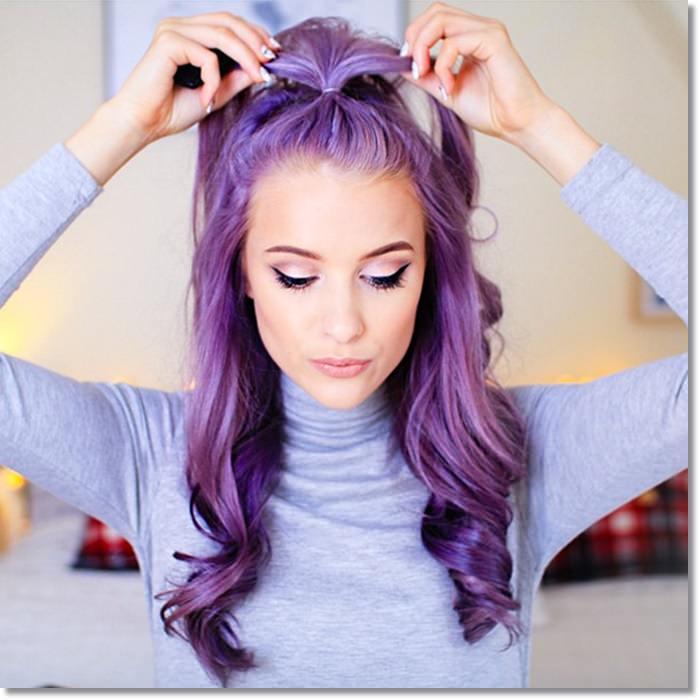 1582543978 962 80 Lavender Hair Your Inner Goddess Will Absolutely Love