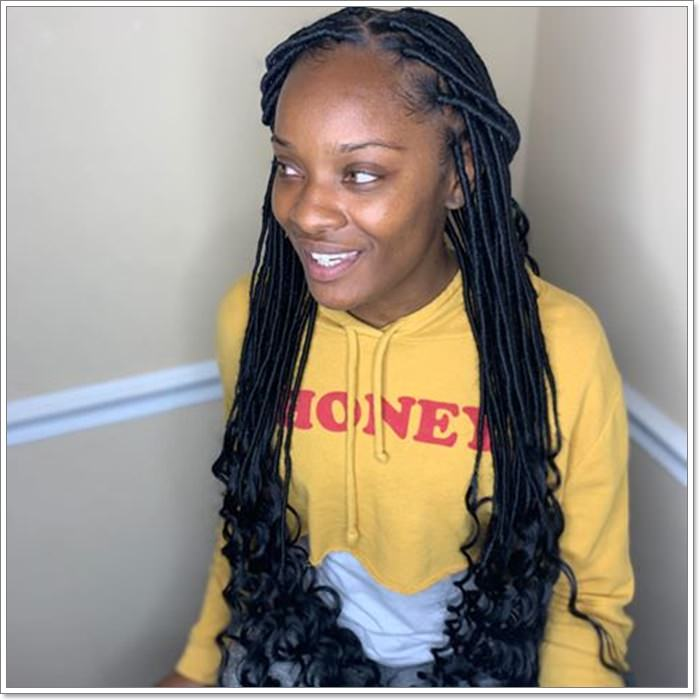 1582544121 496 101 Chic and Trendy Tribal Braids for Your Inner Goddess