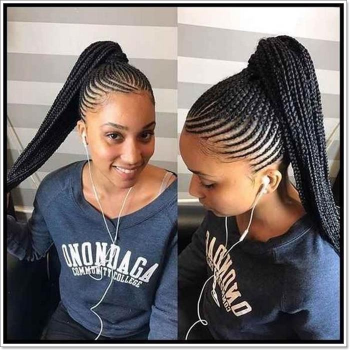1582544123 752 101 Chic and Trendy Tribal Braids for Your Inner Goddess