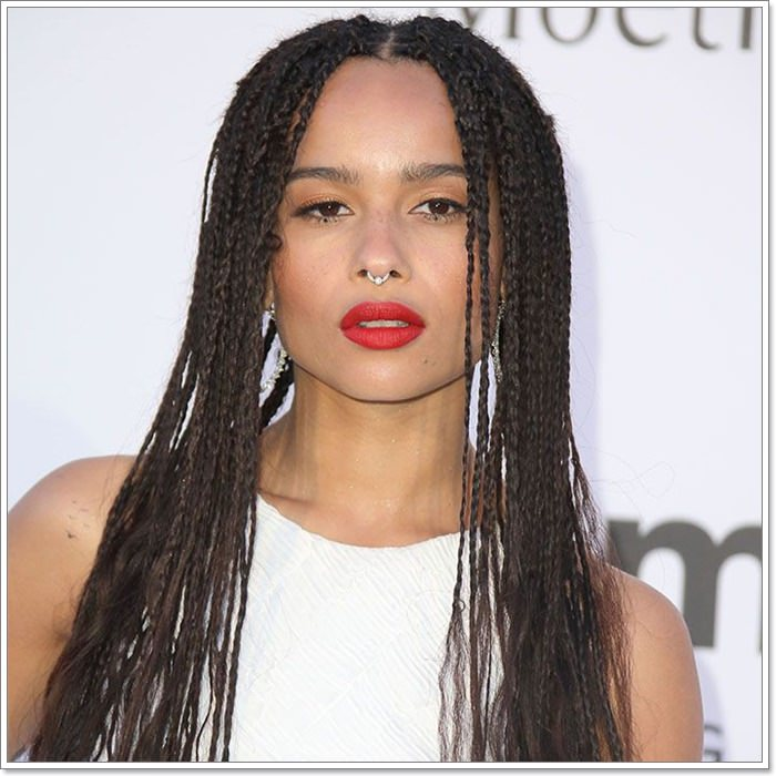 1582544124 290 101 Chic and Trendy Tribal Braids for Your Inner Goddess