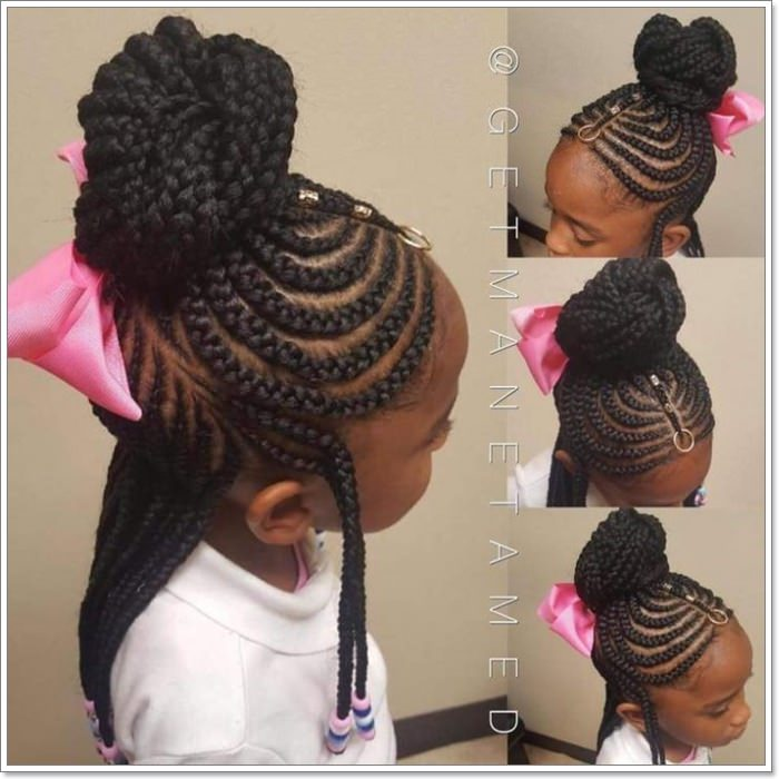 1582544124 309 101 Chic and Trendy Tribal Braids for Your Inner Goddess