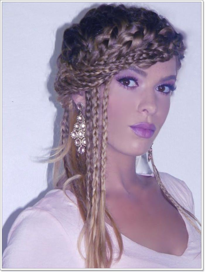 1582544124 960 101 Chic and Trendy Tribal Braids for Your Inner Goddess