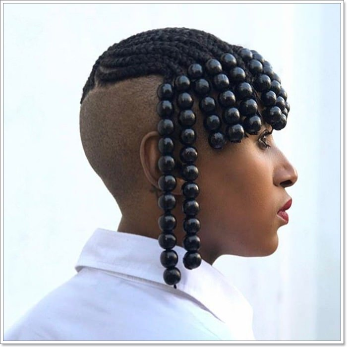 1582544126 765 101 Chic and Trendy Tribal Braids for Your Inner Goddess