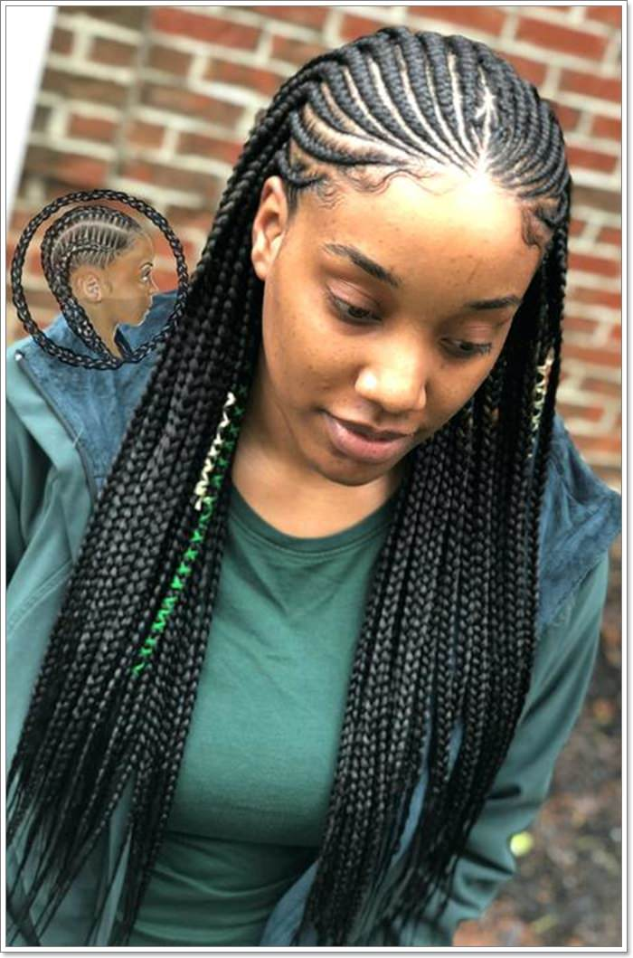 1582544128 713 101 Chic and Trendy Tribal Braids for Your Inner Goddess