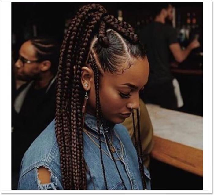 1582544129 292 101 Chic and Trendy Tribal Braids for Your Inner Goddess