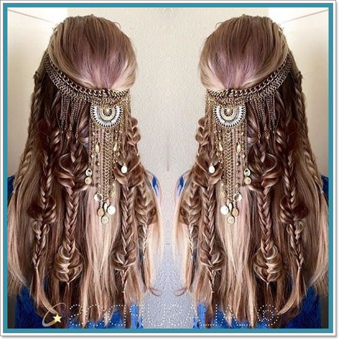 1582544131 783 101 Chic and Trendy Tribal Braids for Your Inner Goddess