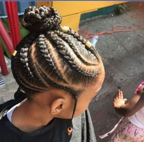 1582545275 499 Organic Natural Hairstyles For Black Little Girls