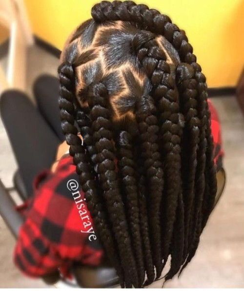 1582545277 39 Organic Natural Hairstyles For Black Little Girls