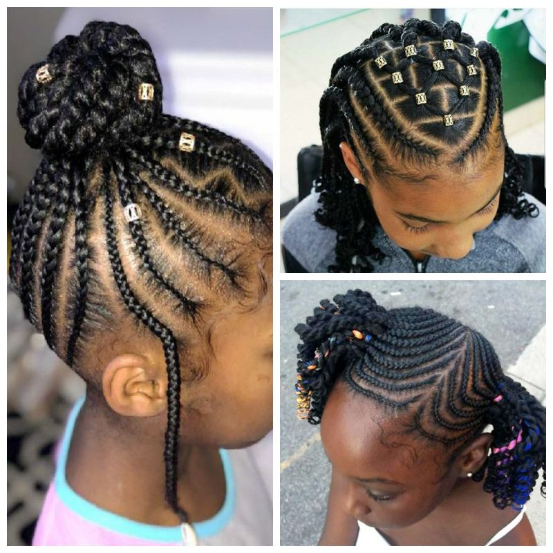 1582546038 688 Sweet Cornrows For Cute Little Girls