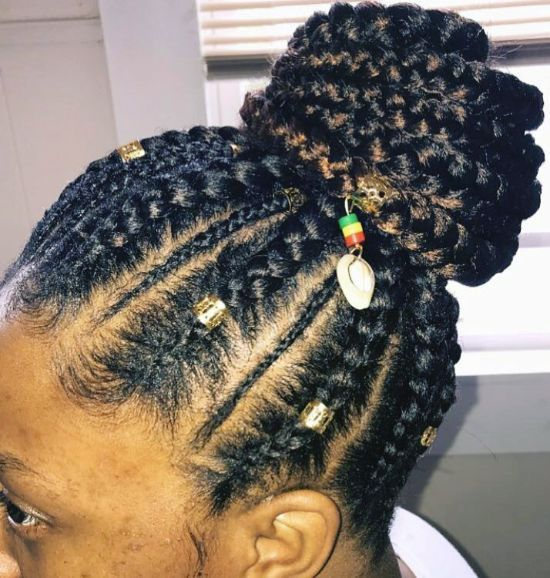 African Braids and Beads