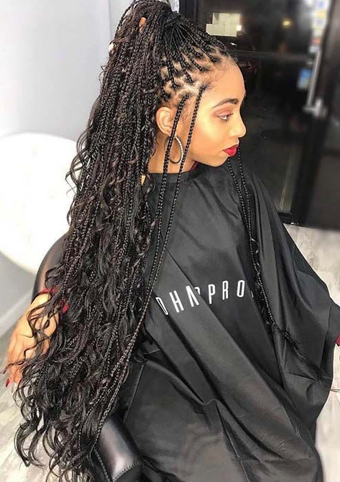 1582555152 915 40 Bohemian Box Braids Coils Glory