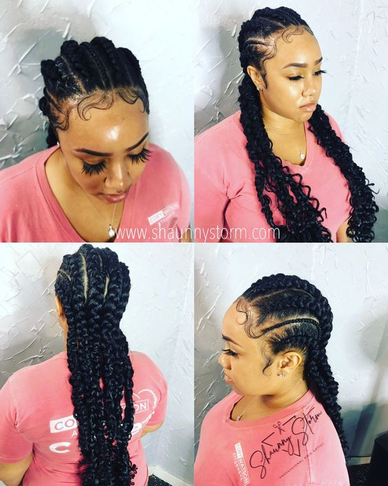 jumbo bohemian box braids