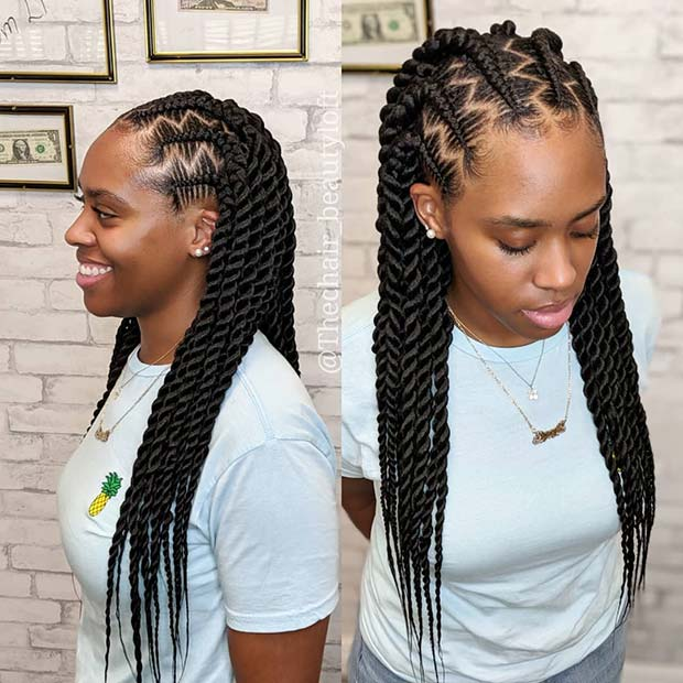 1582616746 689 23 African Hair Braiding Styles Were Loving Right Now