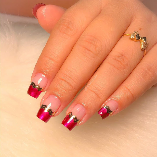 1582617084 260 15 Valentines Day Nail Art Designs to Recreate 14 February 2020