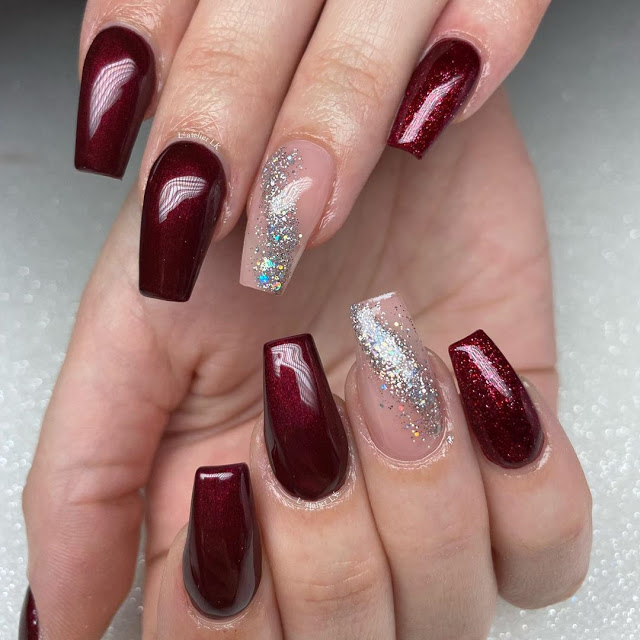 1582617085 591 15 Valentines Day Nail Art Designs to Recreate 14 February 2020